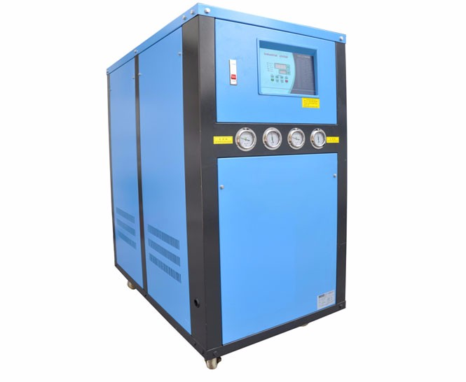 Low temperature chillers(-10)
